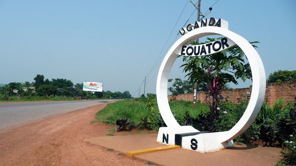 Uganda Equator - Africa Travel - Adventure Safaris