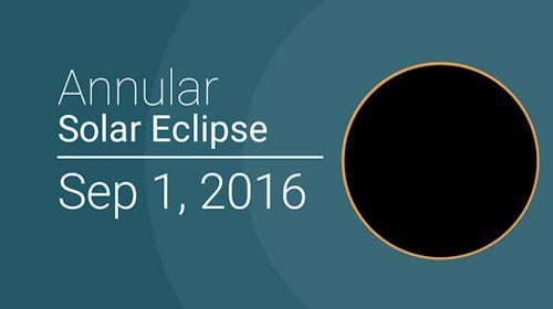 Annular-eclipse