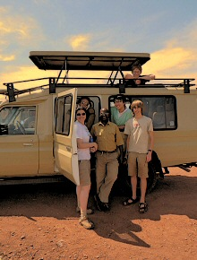 client safaris uganda