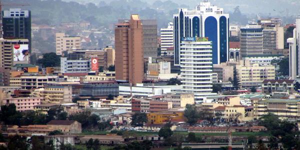 Kampala city 2015