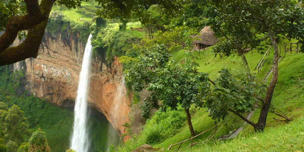 Sippi Falls in Mt Elgon