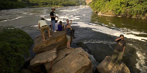 Murchision falls tour afari