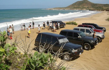 Hire a Car in Uganda, Landcruises