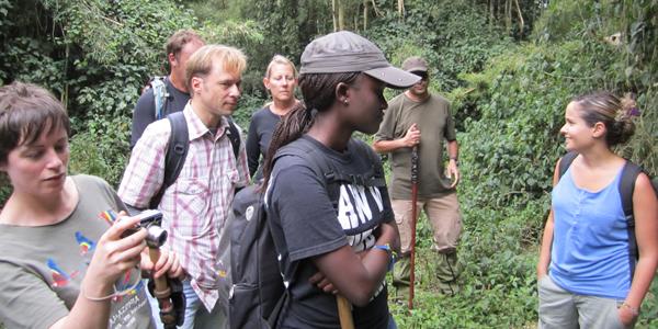 Sightseeing in Uganda, Safari Attractions